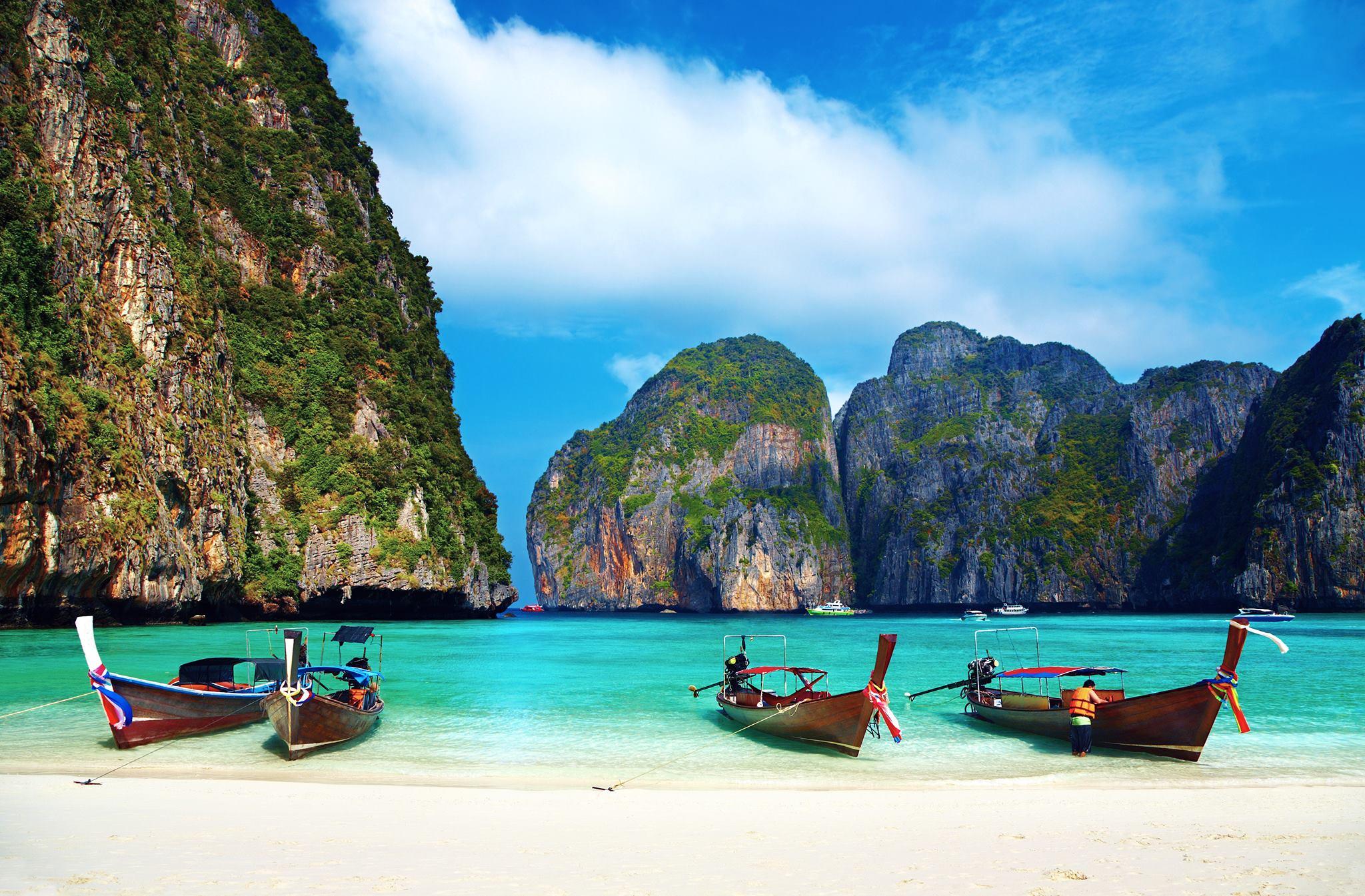 كوه لانتا - تايلاند