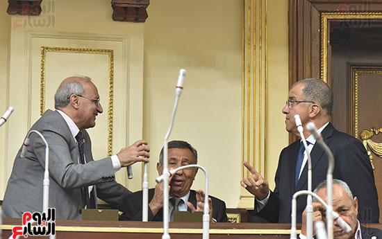 الجلسة العامة - البرلمان (10)