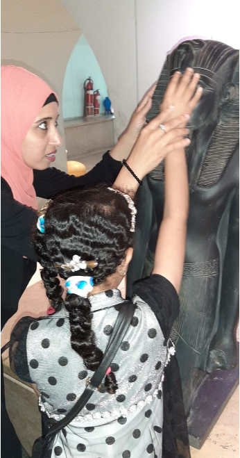 يوم فى حياة الملك بالمتحف المصرى بالتحرير  (11)