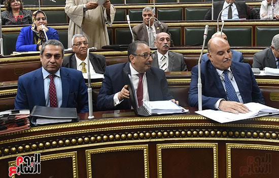 الجلسة العامة - البرلمان (7)