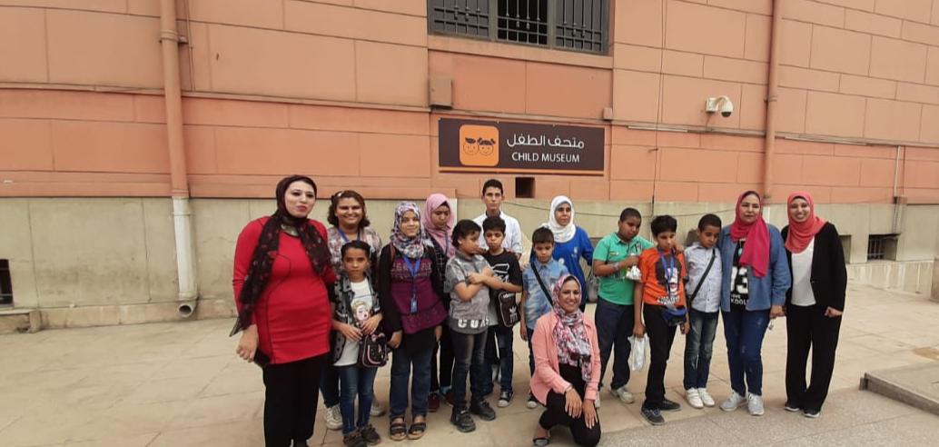 يوم فى حياة الملك بالمتحف المصرى بالتحرير  (8)