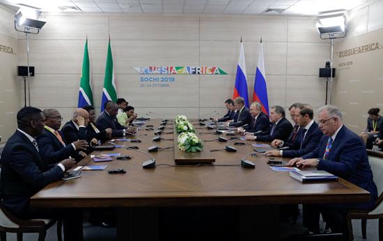 جلسات-قمة-روسيا-افريقيا