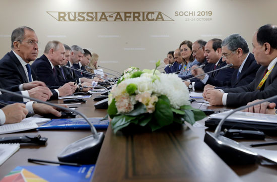 لقاء-القمة-المصرى-الروسى