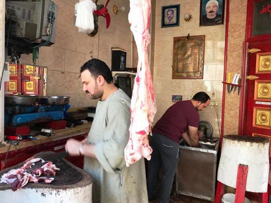 الجزارين-يقررون-خفض-أسعار-اللحوم-فى-الغربية-(4)