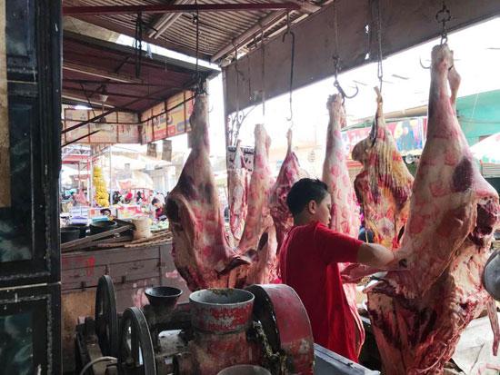 الجزارين-يقررون-خفض-أسعار-اللحوم-فى-الغربية-(10)