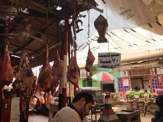 الجزارين-يقررون-خفض-أسعار-اللحوم-فى-الغربية-(1)