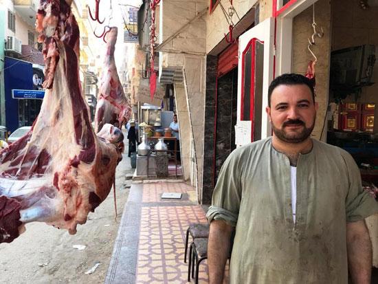 الجزارين-يقررون-خفض-أسعار-اللحوم-فى-الغربية-(2)