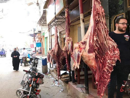 الجزارين-يقررون-خفض-أسعار-اللحوم-فى-الغربية-(13)