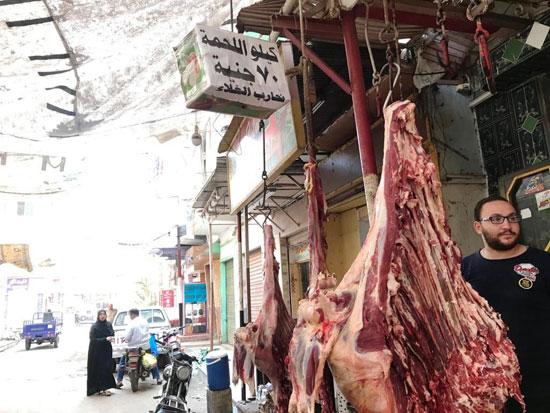 الجزارين-يقررون-خفض-أسعار-اللحوم-فى-الغربية-(14)