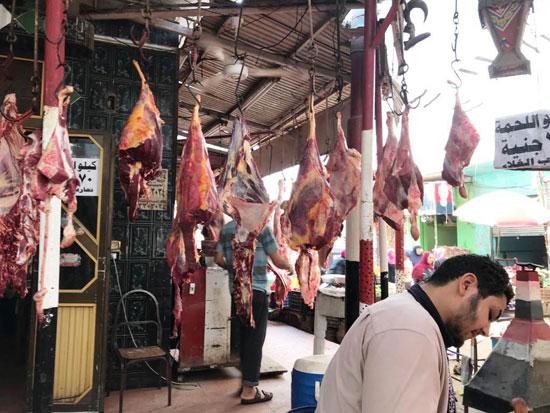 الجزارين-يقررون-خفض-أسعار-اللحوم-فى-الغربية-(16)