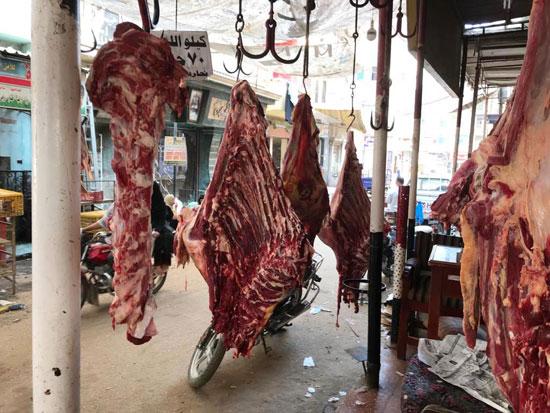 الجزارين-يقررون-خفض-أسعار-اللحوم-فى-الغربية-(9)