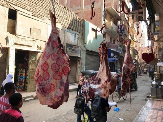 الجزارين-يقررون-خفض-أسعار-اللحوم-فى-الغربية-(5)