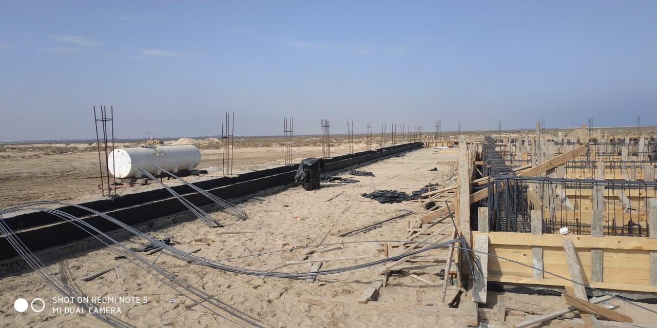 إنشاء أكبر محطة لتحلية مياه البحر بالمنصورة (4)
