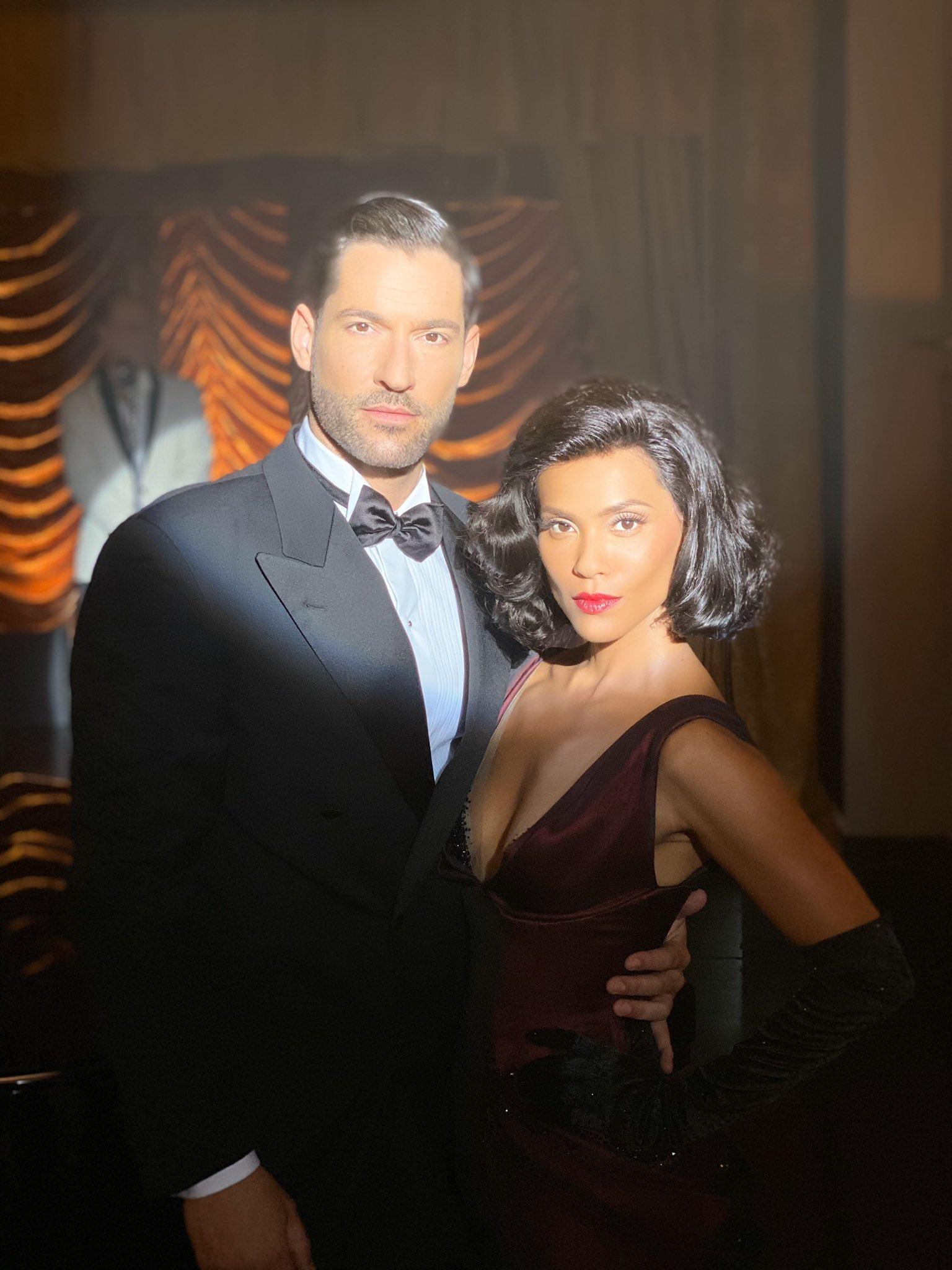 لقطة من الموسم الخامس والجديد