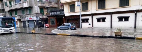 الأمطار-تغرق-المحافظات-وإغلاق-الموانئ-فى-الإسكندرية-وكفر-الشيخ-(10)