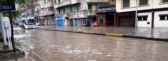 الأمطار-تغرق-المحافظات-وإغلاق-الموانئ-فى-الإسكندرية-وكفر-الشيخ-(2)