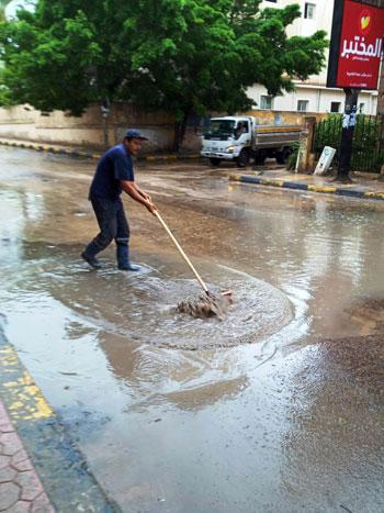 الأمطار-تغرق-المحافظات-وإغلاق-الموانئ-فى-الإسكندرية-وكفر-الشيخ-(5)