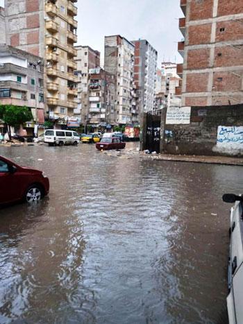 الأمطار-تغرق-المحافظات-وإغلاق-الموانئ-فى-الإسكندرية-وكفر-الشيخ-(3)