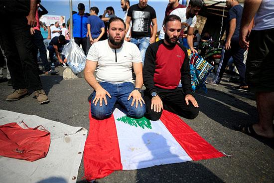 مظاهرات-لبنان-(8)