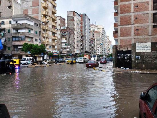 الأمطار-تغرق-المحافظات-وإغلاق-الموانئ-فى-الإسكندرية-وكفر-الشيخ-(7)