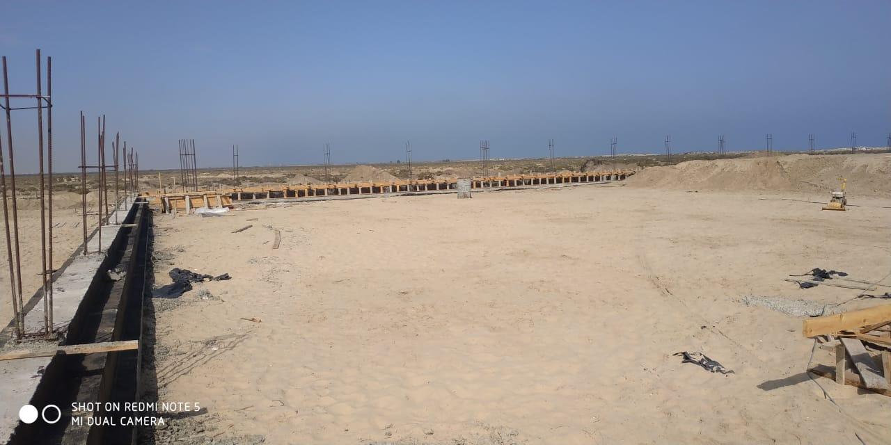 إنشاء أكبر محطة لتحلية مياه البحر بالمنصورة (1)