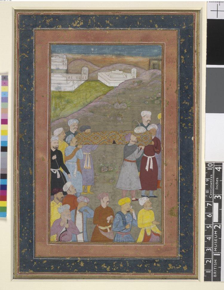 جنازة الإسكندر (الإسكندر) حاملي النعش