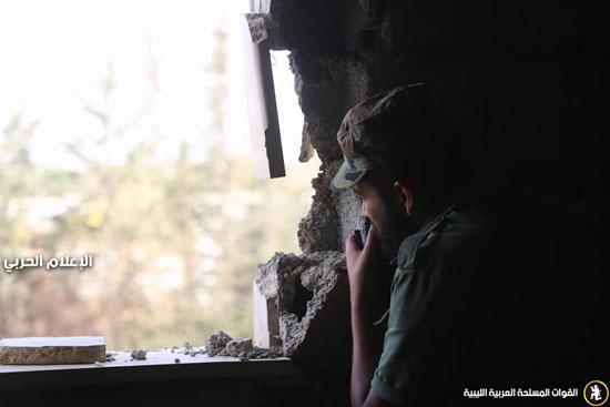 الجيش الليبى يسيطر على مناطق جديدة فى محاور القتال (4)