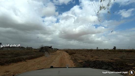 الجيش الليبى يسيطر على مناطق جديدة فى محاور القتال (5)