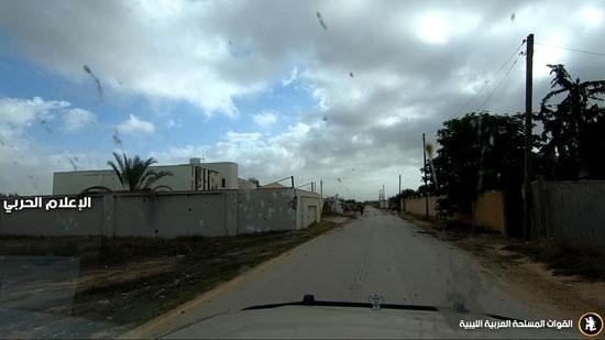 الجيش الليبى يسيطر على مناطق جديدة فى محاور القتال (6)