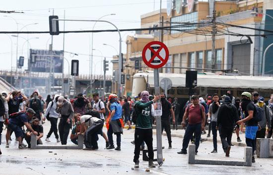65581-احتجاجات-تشيلى