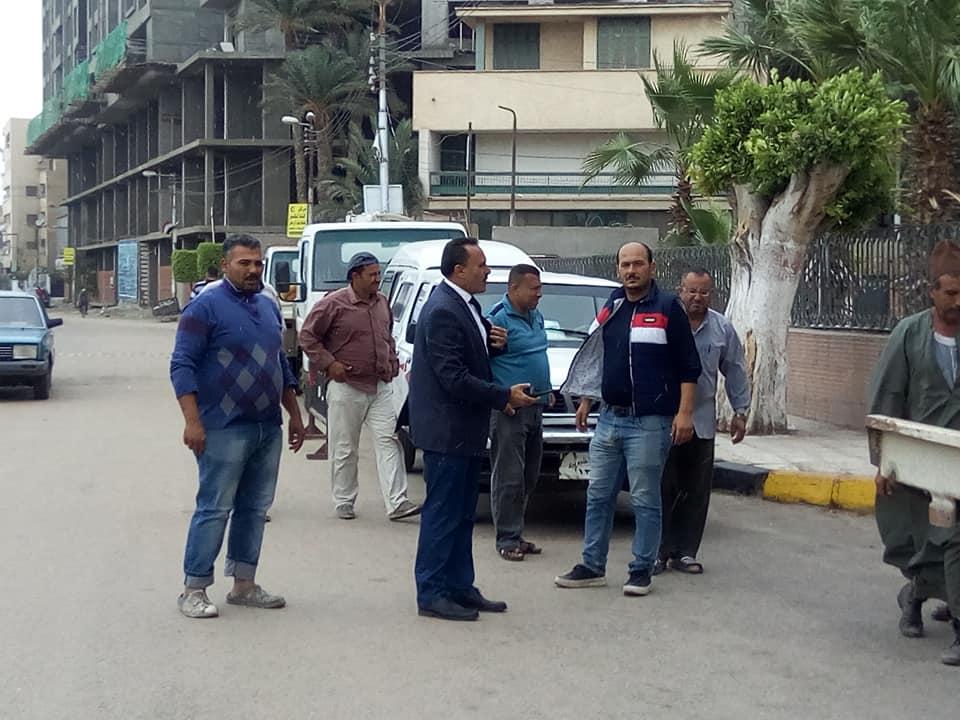 رفع حالة الطوارئ بمدينة بنها