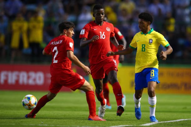 مباراة البرازيل وكندا