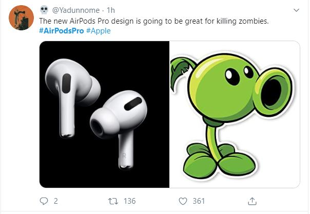 airpods pro  سماعة