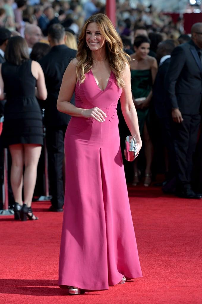 جوليا ترتدى جمبسوت فى حفل توزيع جوائز SAG لعام 2014