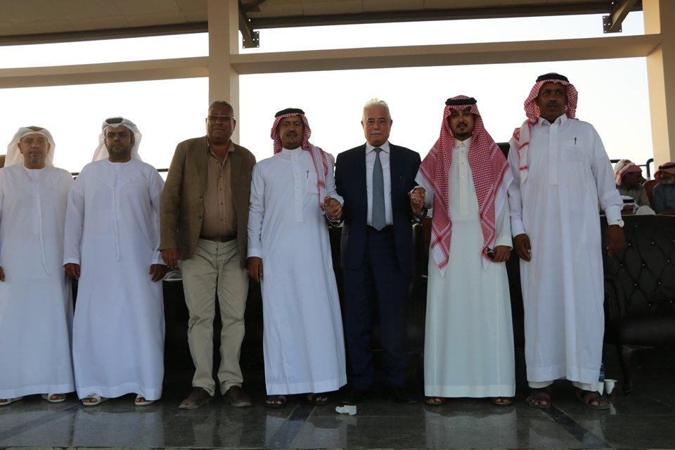 محافظ جنوب سيناء يشهد انطلاق فعاليات مهرجان شرم الشيخ الأول للهجن  (3)
