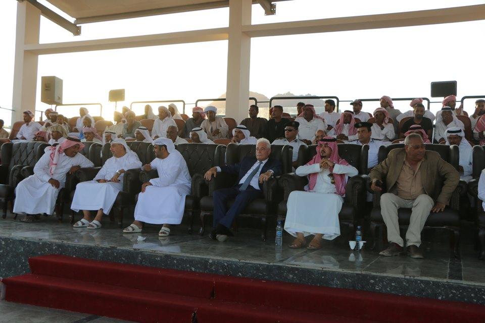 انطلاق فعاليات مهرجان شرم الشيخ الأول للهجن  (6)
