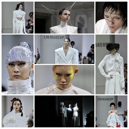أزياء LINMAKEUP Yue Xiaolin