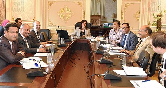 لجنه الخطه و الموازنه بمجلس النواب (1)