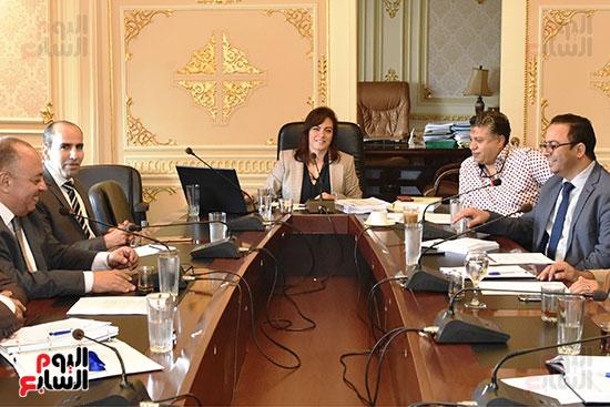 لجنه الخطه و الموازنه بمجلس النواب (2)
