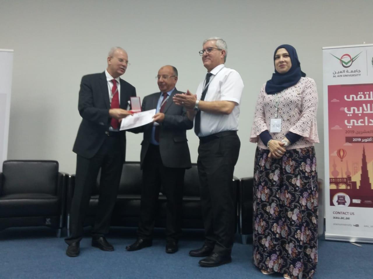 جامعة الفيوم تفوز بالمركز الثالث في البحث العلمي (4)
