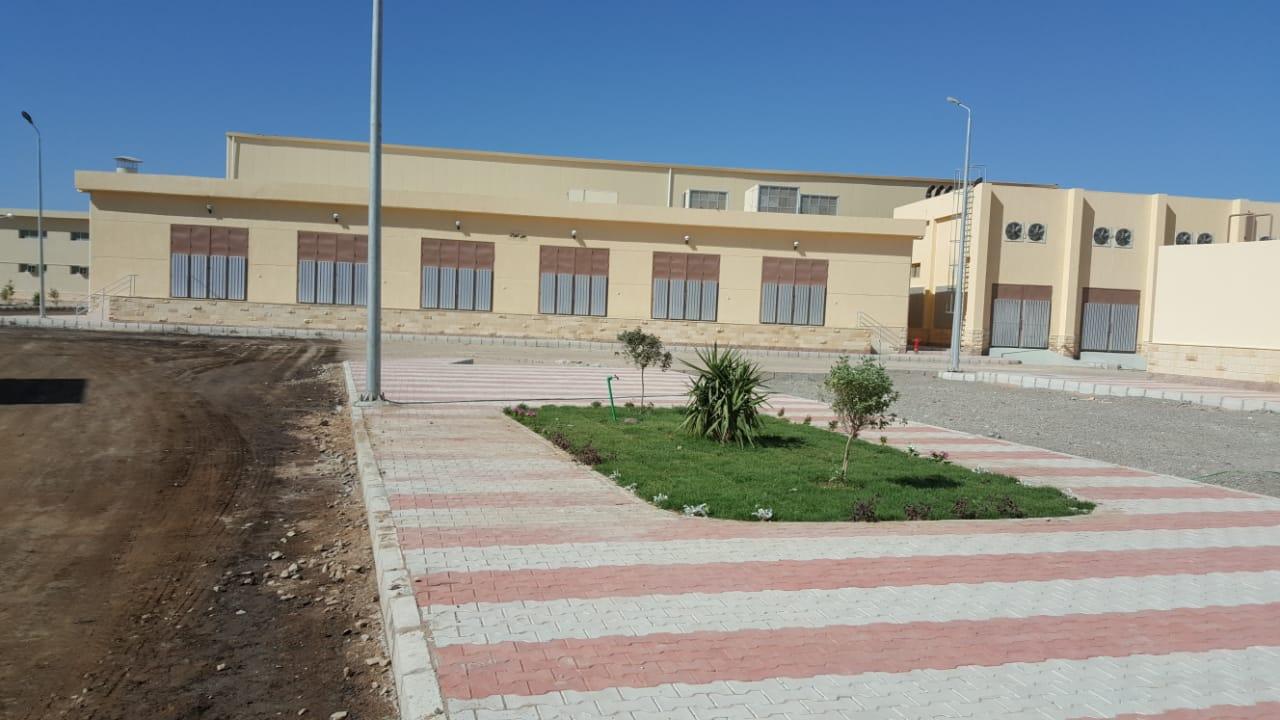 محطة تحلية مياه الحر الرميله (14)