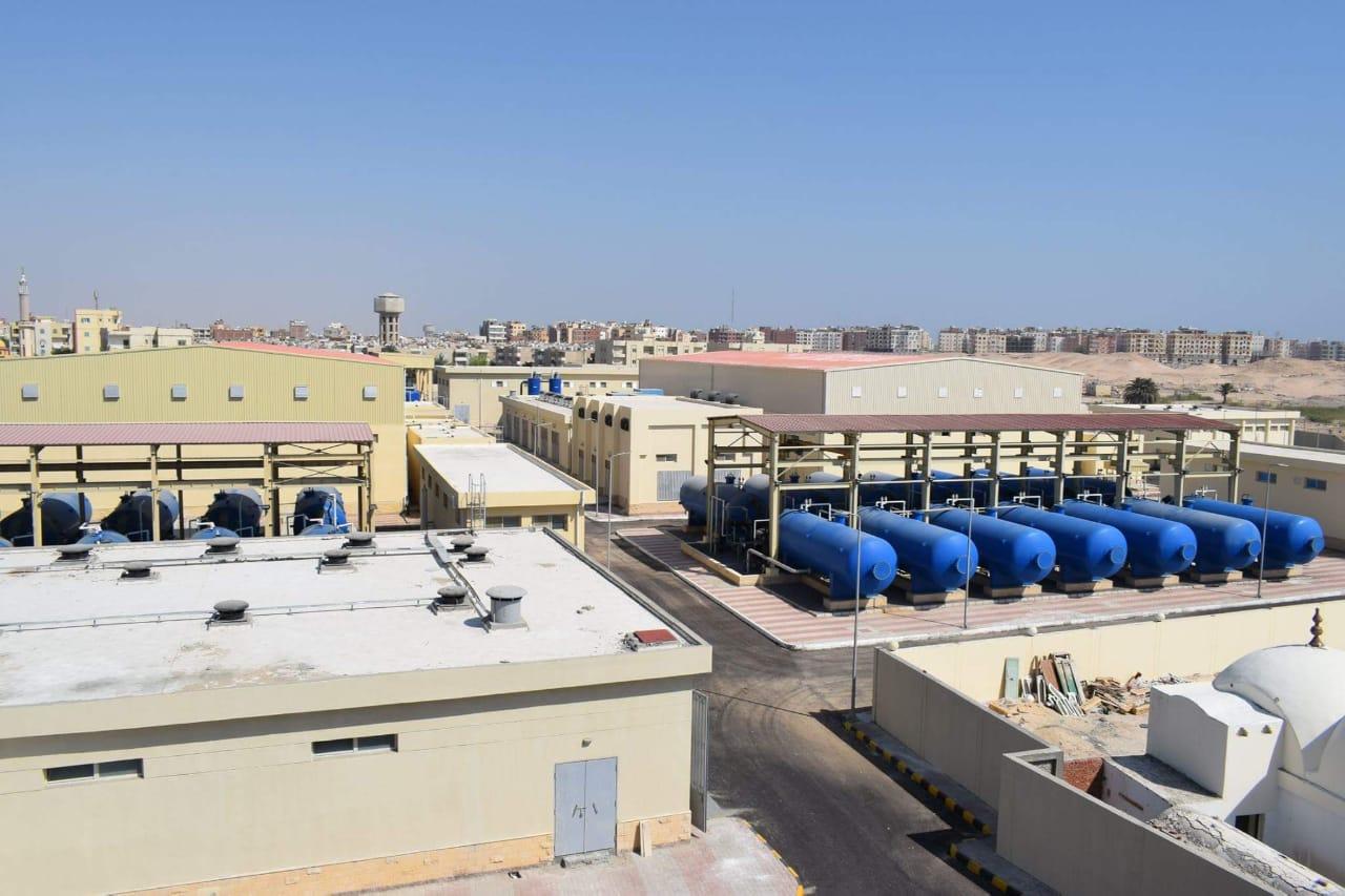محطة تحلية مياه الحر الرميله (21)