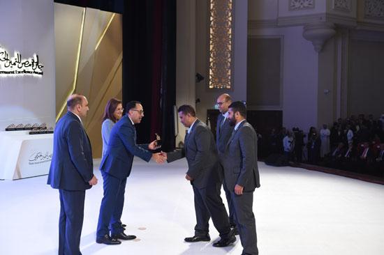 جائزة مصر للتميز الحكومى بحضور رئيس الوزراء  (8)