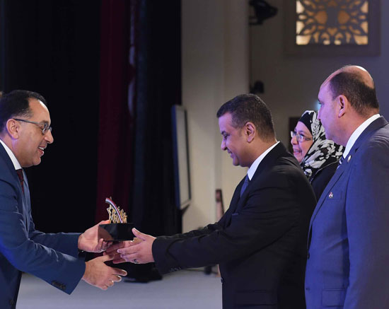 جائزة مصر للتميز الحكومى بحضور رئيس الوزراء  (5)