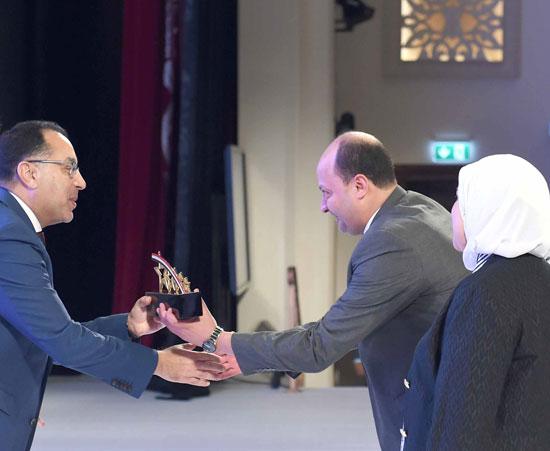 جائزة مصر للتميز الحكومى بحضور رئيس الوزراء  (6)