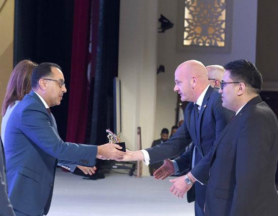 جائزة مصر للتميز الحكومى بحضور رئيس الوزراء  (7)