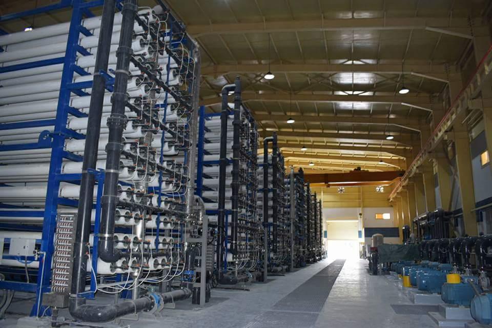 محطة تحلية مياه الحر الرميله (24)