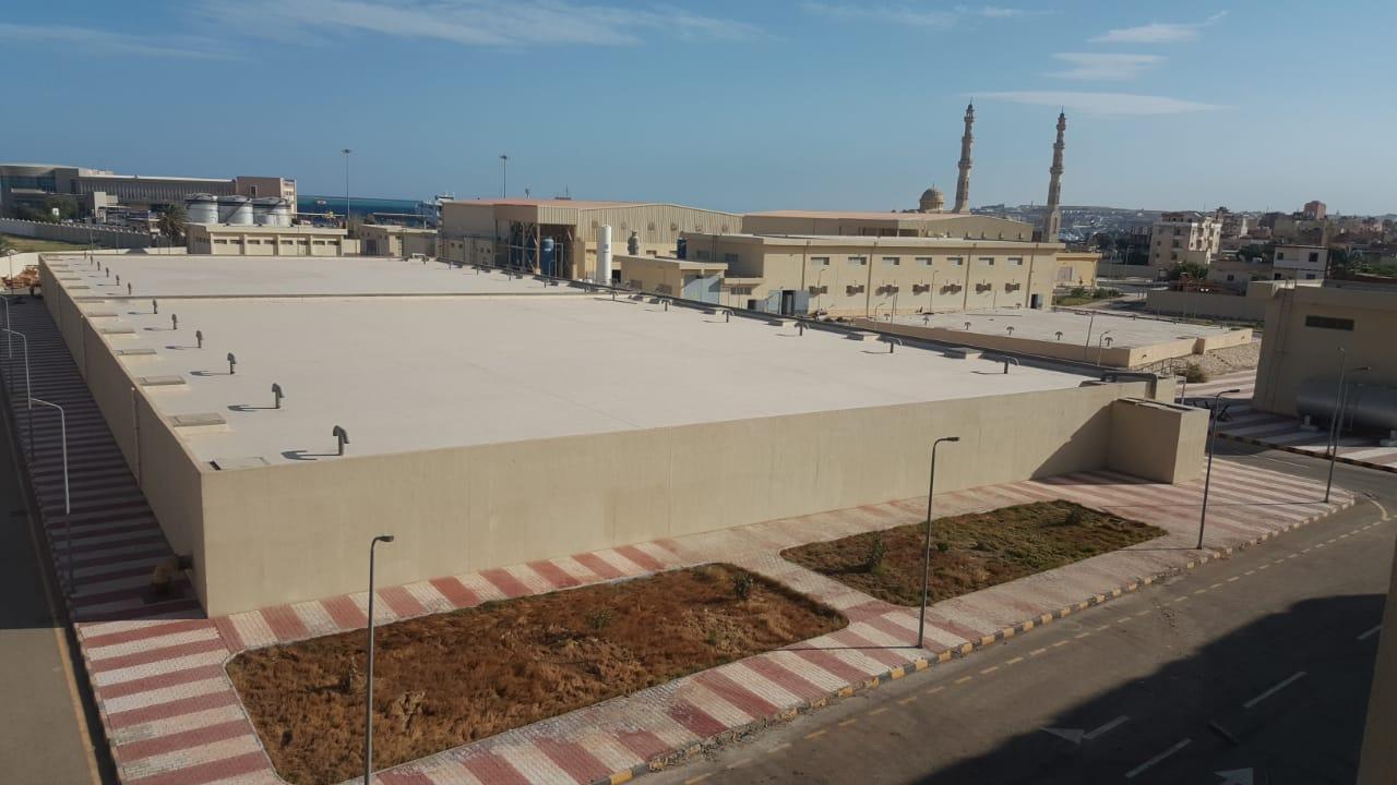 محطة تحلية مياه الحر الرميله (17)