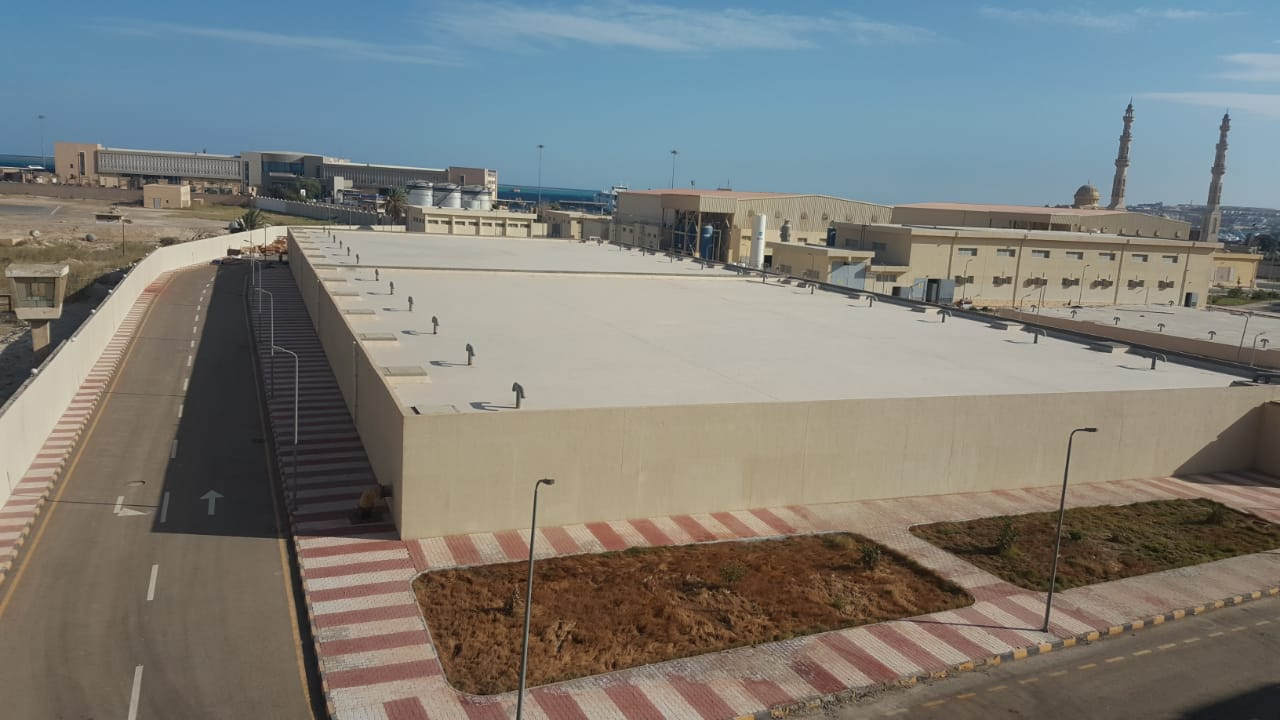 محطة تحلية مياه الحر الرميله (16)