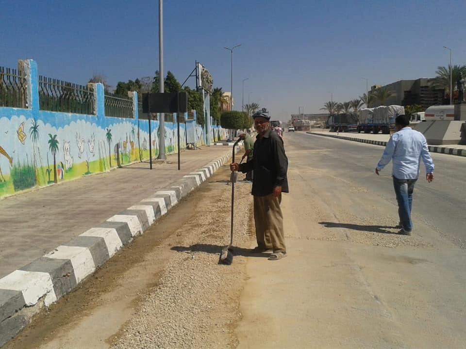 نظافة الشوارع